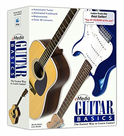 eMedia Guitar Basics Version 4 [Old Version]