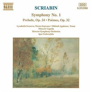 Scriabin Sinfonie 1 Golovschin