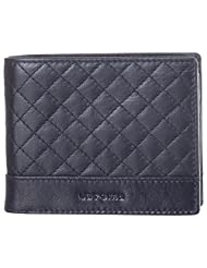 La Roma Black Men's Wallet - B0105Q3TTM