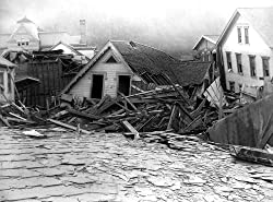 Johnstown Flood Aftermath, 1889 - 16x20-inch Photographic Print from the Library of Congress Collection