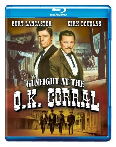 Gunfight at the O.K. Corral (1957) (BD) [Blu-ray] by Paramount Catalog