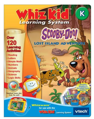 VTech - Whiz Kid CD - Scooby Doo - 1
