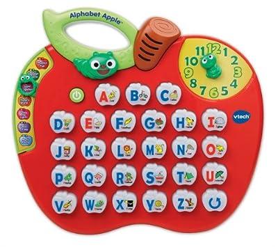 VTech Preschool Learning Alphabet Apple by VTech