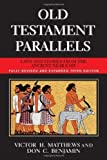 img - for Old Testament Parallels (New Revised and Expanded Third Edition): Laws and Stories from the Ancient Near East 3 Rev Exp Edition by Victor Harold Matthews published by Paulist Press (2007) book / textbook / text book