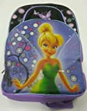Disney Tinker Bell Deluxe Kids Backpack with Laptop Sleeve by Fast Foward