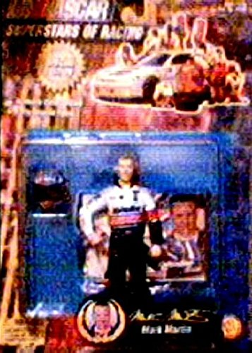 Mark Martin #6 of Nascar Superstars of Racing Special Edition Action Figure - 1