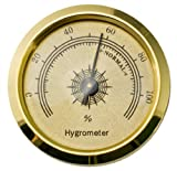Visol Products VAC712 Simple Analog Hygrometer