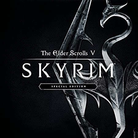The Elder Scrolls V: Skyrim Special Edition - PS4 [Digital Code]