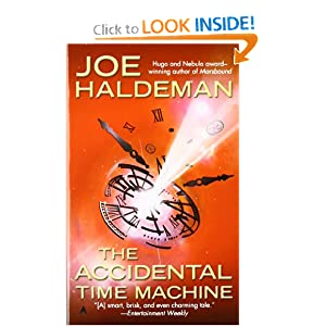 The Accidental Time Machine by