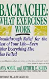 Backache; What Exercises Work; Breakthrought Relief for the rest of Your Life
