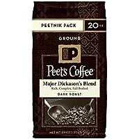 Peets Coffee & Tea Ground Coffee Major Dickasons Blend (20 Ounce)
