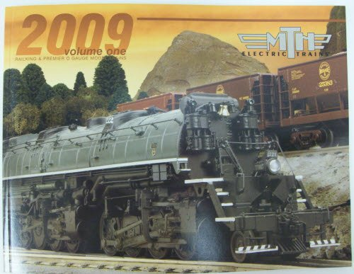 MTH 2009 Vol. 1 Railking & Premier Trains Catalog - 1
