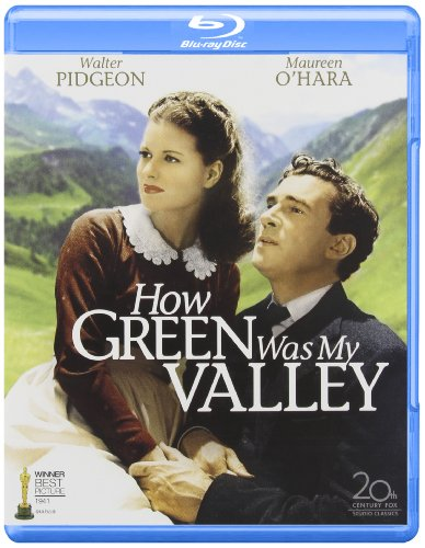 Blu-ray : How Green Was My Valley (Full Frame, Dubbed, Digital Theater System, AC-3, Dolby)