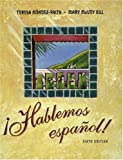 img - for  Hablemos espa ol! (with Audio CD) book / textbook / text book