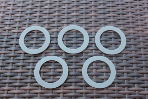 Oster Blender Gasket Seal 5 Pcs (Osterizer Seal Ring compare prices)