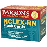 Barron's NCLEX-RN Flash Cards