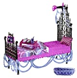 Monster High - Y7714 - Mobilier de Poupée - Chambre