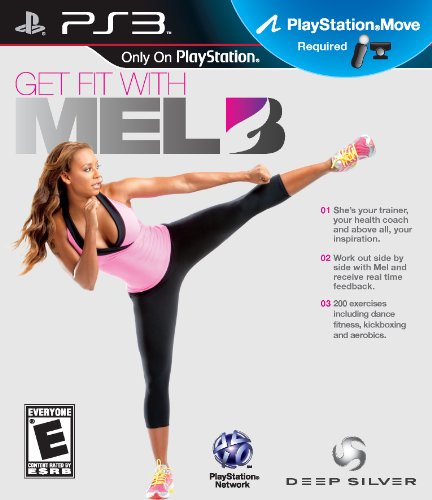 Get Fit with Mel B - Playstation 3 - 1