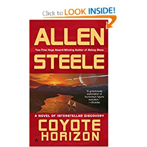 Coyote Horizon (Coyote Chronicles) by