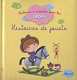 echange, troc Delphine Bolin, Bénédicte Carboneill, Ghislaine Biondi - Histoires de jouets