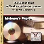 The Second Stain: A Sherlock Holmes Adventure | Arthur Conan Doyle