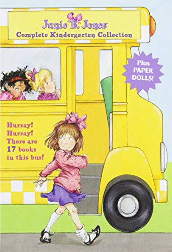 Junie B. Jones Complete Kindergarten Collection: Books 1-17 Plus Paper Dolls! by