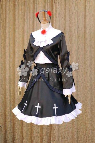 俺の妹がこんなに可愛いわけがない 黒猫 風 コスプレ衣装 wh111 (男性Lサイズ)他、サイズあります!送料無料(一部地域を除く)