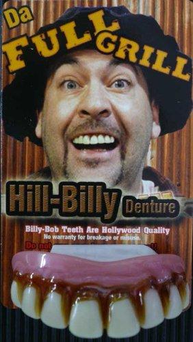 Loftus International Billy-Bob Full Grill Teeth Toy