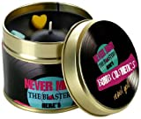 Bomb Cosmetics Scented Candle Tin, Never Mind The Blasters