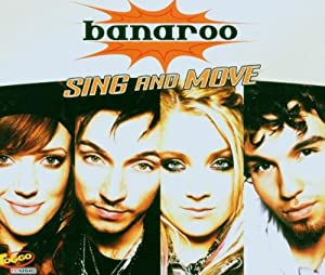 Sing and move [Single-CD]