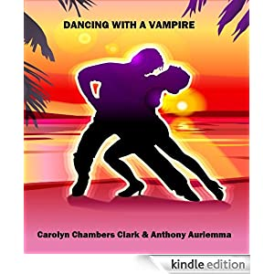 DANCING WITH A VAMPIRE, a young adult paranormal romance