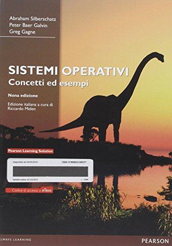 Sistemi operativi Concetti ed esempi PDF