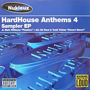 Various - Hardhouse Sampler Vol. 1