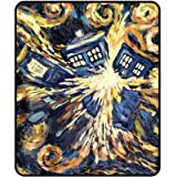 Doctor Who Explodieren TARDIS Deckevon &#34;Doctor Who&#34;
