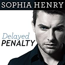 Delayed Penalty: Pilots Hockey Series #1 (       UNABRIDGED) by Sophia Henry Narrated by Shannon McManus