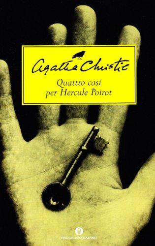 Libro quattro casi per hercule poirot di agatha christie - Carte in tavola agatha christie pdf ...