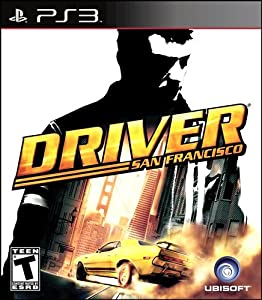 Driver San Francisco - PlayStation 3 Standard Edition