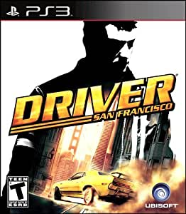 Driver San Francisco - Playstation 3