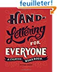 Hand-Lettering for Everyone: A Creati...
