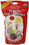 YummyEarth Organic Lollipops, Assorte…