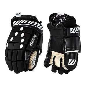 Amazon.com : Winnwell GX-4 Youth Hockey Gloves 2011 : Hockey Players