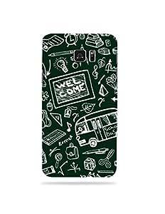 alDivo Premium Quality Printed Mobile Back Cover For Samsung Galaxy Note 5 Edge / Samsung Galaxy Note 5 Edge Case Cover (XT006)