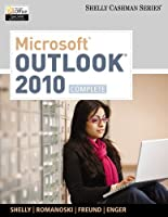 Microsoft Outlook 2010: Complete Front Cover
