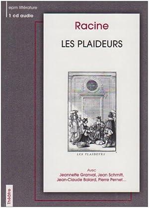 Racine: Les Plaideurs