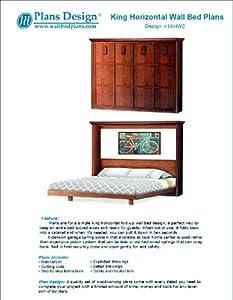 woodworking plans mission bed frame