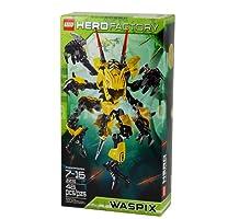 新作!レゴ ヒーローファクトリー ワスピックス 2231 LEGO Hero Factory Waspix 2231
