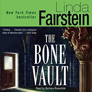 The Bone Vault | [Linda Fairstein]