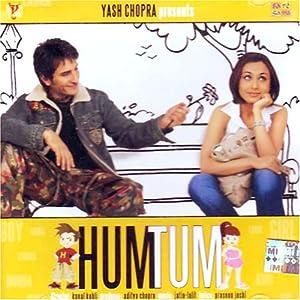 Hum tum (Hindi Music/ Bollywood Songs / Film Soundtrack / Saif Ali Khan / Rani Mukharjee / Shaan / Jatin- Lalit)