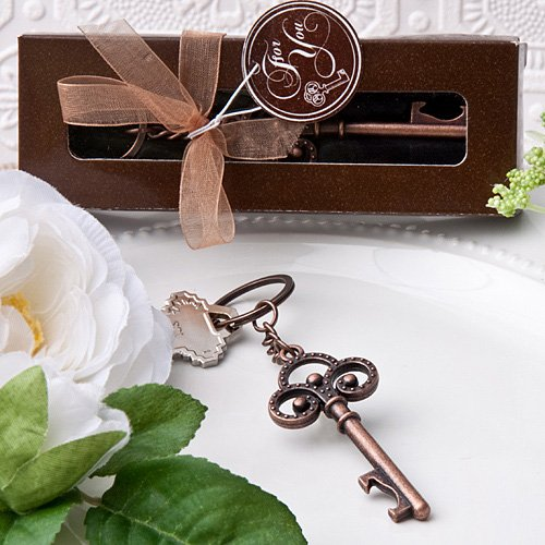 Keychain Baby Shower Favors front-1079195