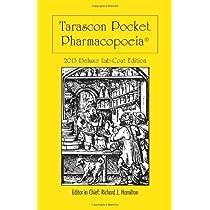 Tarascon Pocket Pharmacopoeia 2013 Deluxe Lab-Coat Edition